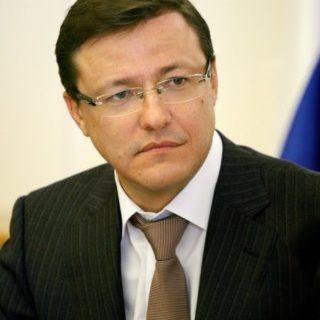Глава региона Д.И.Азаров